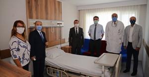 Bursa Uludağ Üniversitesi Hastanesi yenilendi