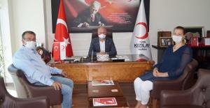 Buttim'den Türk Kızılay Bursa Şubesi'ne tam destek