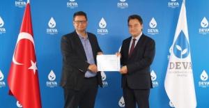 DEVA Partisi'nin Bursa İl Başkanı Serkan Özgöz oldu