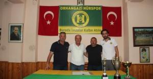 Hürspor Mehmet Tan ile devam kararı aldı