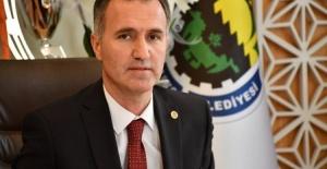 """İnegöl Belediye Başkanı Taban: """"Hiçbir zaman unutmayacağız"""""""