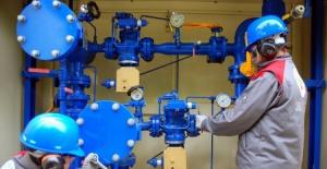 İznik'in Boyalıca Mahallesi doğalgaz ile buluştu