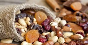 Kuru meyve sektöründen 605 milyon dolarlık ihracat