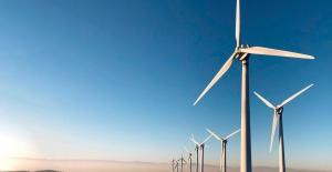 Pandemi gölgesinde elektrik ihtiyacı rüzgardan sağlandı
