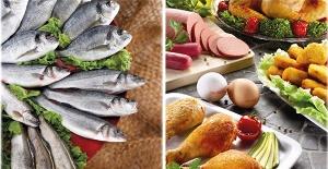 Su ürünleri ve hayvansal mamuller sektöründeki ihracat rakamları sevindirdi