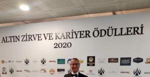 Türkiye'de 'Yılın en iyi doktoru' Bursa'dan