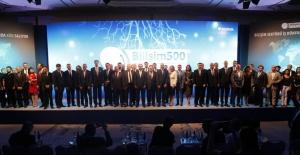 Türkiye'nin 'İlk 500 Bilişim Şirketi' açıklandı