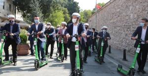 Avrupa Hareketlilik Haftası'nda 'Sıfır Emisyon'lu Organizasyon