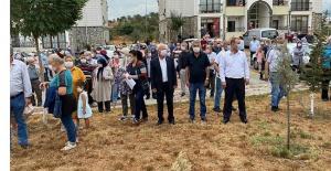 Bursa#039;da TOKİ Yönetimi protesto...