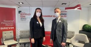 """Bursalılar, """"gelecek"""" için tasarruf ediyor"""