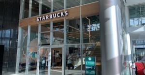 bBursanın en büyük Starbucks şubesi.../b