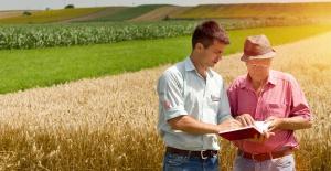 Çiftçiler hazine buldu