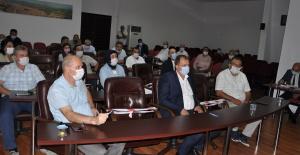 İznik Gölü'nü Koruma Birliği toplandı