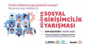 NİLÜFER'DE YARINLARI BÜYÜTECEK SOSYAL GİRİŞİMCİLER ARANIYOR