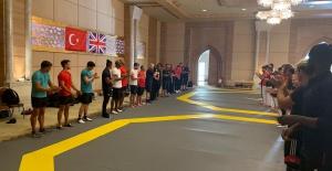 Türkiye-İngiltere Ortak Çalışma Kampı Sona Erdi