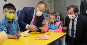 Bursa'da Ana Kucağı sayısı artıyor