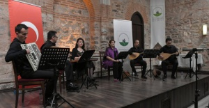 Bursa'da 'Balkanlar'dan Kafkaslar'a Göç' konseri