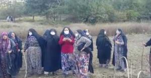 Bursa'da kadınlar direnişte!