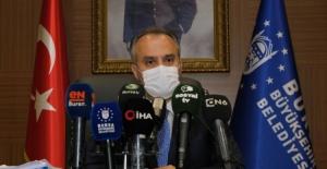 Bursa'da katı atık bedelleri iptal edildi faturalar düştü
