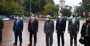 Bursa#039;da Muhtarlar Günü törenle...
