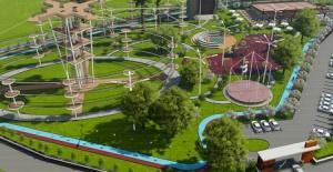 bNilüfer#039;de adrenalin parkı kurulacak/b