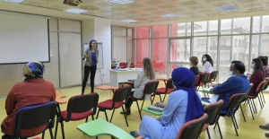 Osmangazi'den personele diksiyon eğitimi