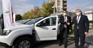 Pandemiyle mücadeleye Osmangazi'den dev destek