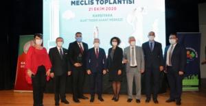 Türkiye Sağlıklı Kentler Birliği'nden Bursa Nilüfer'e iki ödül