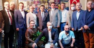 Türkoğlu Mudanya'da üreticinin sesi oldu