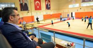 Yıldırım, kış spor okullarıyla  kışa 'merhaba' dedi