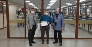 Bursa'da mesleki ve teknik lise öğretmenlerine eğitim