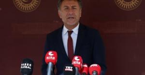 """Bursa Milletvekili Sarıbal: """"Munzur Rektörü'ne daha ne kadar müsaade edeceksiniz"""""""