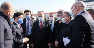 Bursa Şehir Hastanesi hattında imalat başlıyor