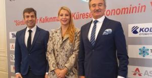 Bursa'yı DOSABSİAD Başkanı Nilüfer Çevikel temsil ediyor