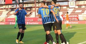 Karacabey'de Fenerbahçe maçı heyecanı