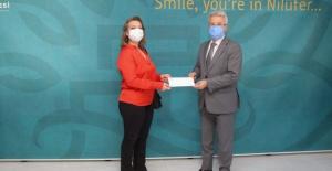 Nilüfer Belediye Başkanı Erdem'den iç denetçilere teşekkür