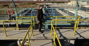 Bursa'da 385 fabrikanın atık sularını arıtan tesis kapılarını açtı