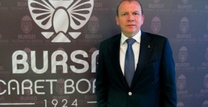 """Bursa Ticaret Borsası Başkanı Matlı: """"Vefa borcumuzu ödüyoruz"""""""