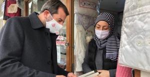 Gürsu Belediye Başkanı Işık'tan esnafa hatır ziyareti