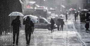 Meteoroloji yetkilileri Bursa'yı uyardı!