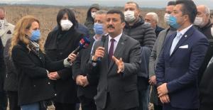 Yenişehir'de cezaevi projesi iptal edildi