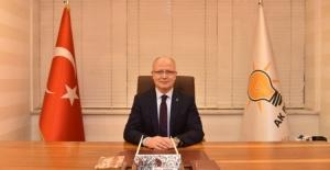 AK Parti Bursa İl Başkanı Gürkan'dan Bekir Aydın açıklaması