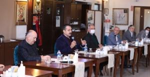 AK Parti Bursada birlik toplantısı