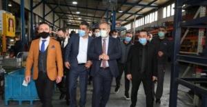 AK Parti Milletvekili Ödünç: Milletimiz için durmaksızın çalışıyoruz