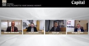BTSO Başkanı Burkay: Yeni dönemde yakın coğrafyalarla işbirliğimizi artırmalıyız