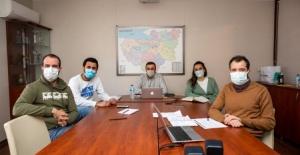 Bursa'da 'Belediye ve Şehir Tiyatroları Dijital Buluşması' düzenlendi