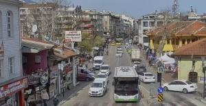 Bursa'da 'Canlı Yayın Hizmeti' 109 kameraya ulaştı