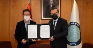 Bursa'da Üniversite-Sanayi işbirliğine yeni imza