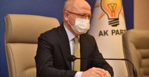 Davut Gürkan: Erdoğan'ın önderliği ile duraksamadan yürüyeceğiz