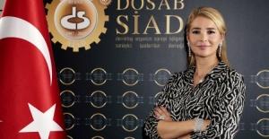 DOSABSİAD Başkanı Çevikel: İnovatif yatırımlar desteklenmeli